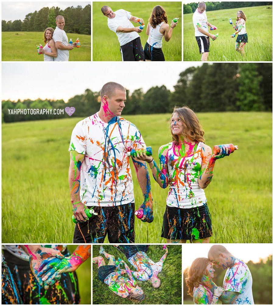Fun Ideas For An Engagement Session Or Couple Pictures
