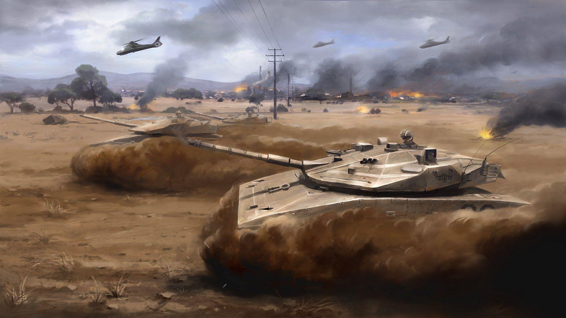 Arma 3 battle scene | Maquettes and Game Art | Arma 3, War machine