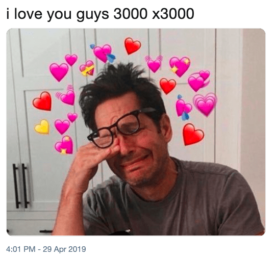 I Love You 3 000 Has Marvel Fans Drowning In Feels Spoilers Cute Love Memes Reactions Meme Love Memes
