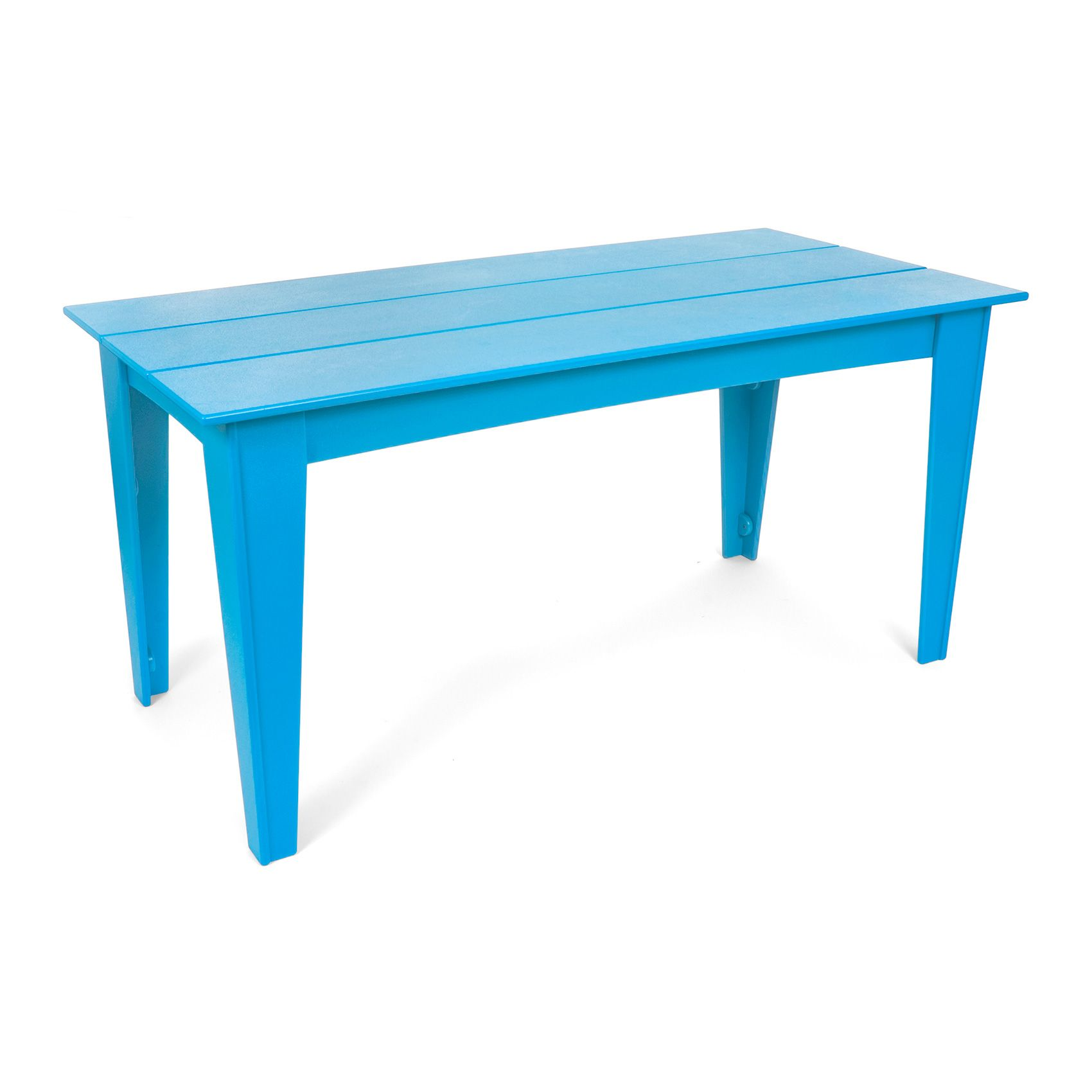 The 72 Inch Alfresco Outdoor Dining Table From Loll Designs Is Sized To  Comfortably Fit