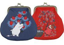 Ah, niin söpöt pikkukukkarot. Sininen muumipeikko ja punainen pikkumyy <3! http://www.ihanaiset.fi/fi/Laukut+ja+Asusteet/1/Kukkaro+Muumipeikko+tai+Pikku+Myy/583