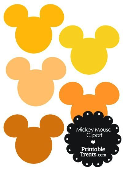 mickey mouse silhouette clip art ...