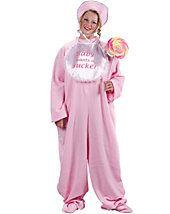 Pj Jammies Adult Plus Woman Costume
