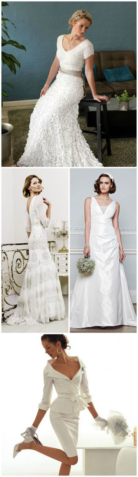 Wedding dress for older bride  Wedding Dresses for Older Brides over      wedding dress