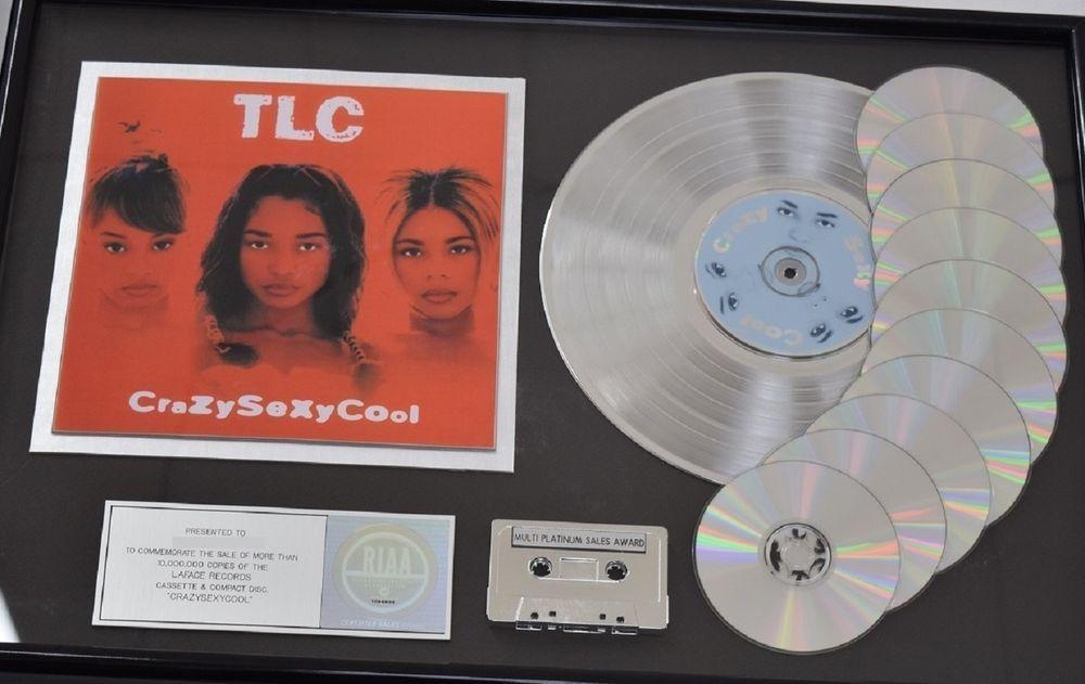 Crazysexycool album sales