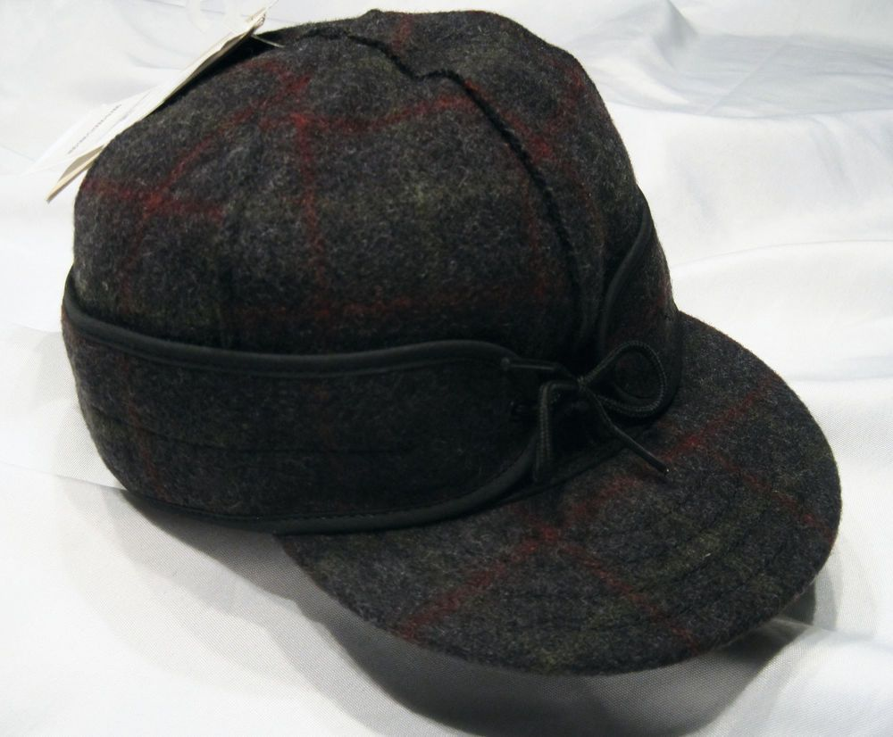 9b181836bdb Men s Stormy Kromer Original Wool Cap (Adirondack Plaid