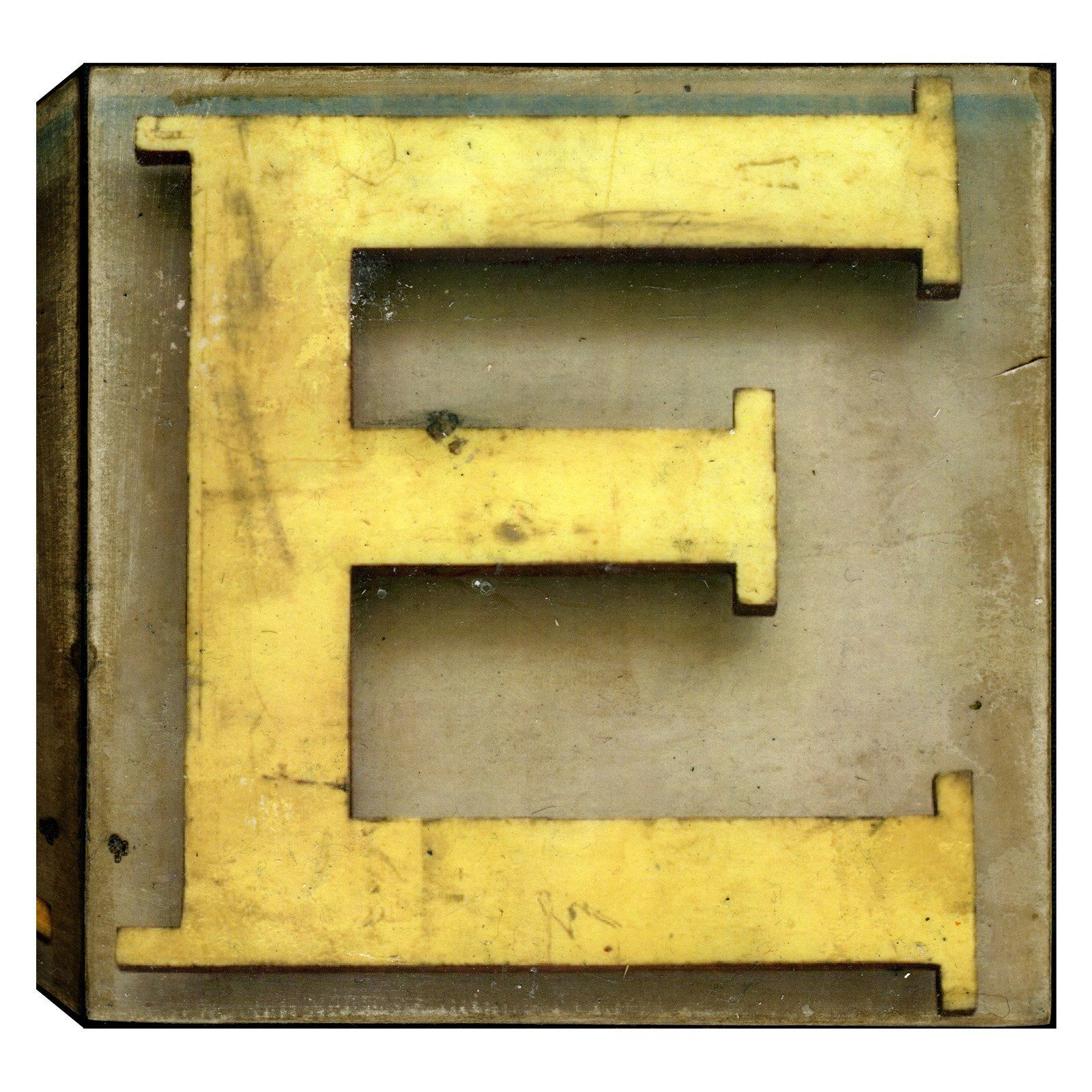 hobbitholeco Alphabet Letter E Wall Art - LOV251 | Products ...