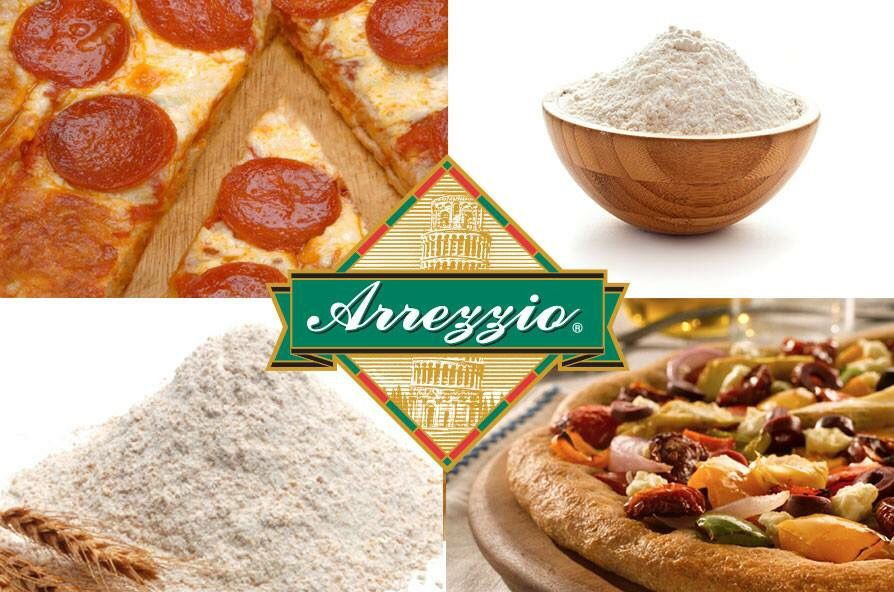 Arrezzio unbleached pizza flour this top patent flour milled from arrezzio unbleached pizza flour this top patent flour milled from hard red spring canadian wheat forumfinder Gallery