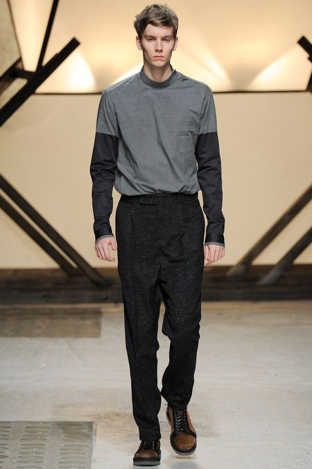 Damir Doma | Fall 2014 Menswear Collection | Style.com