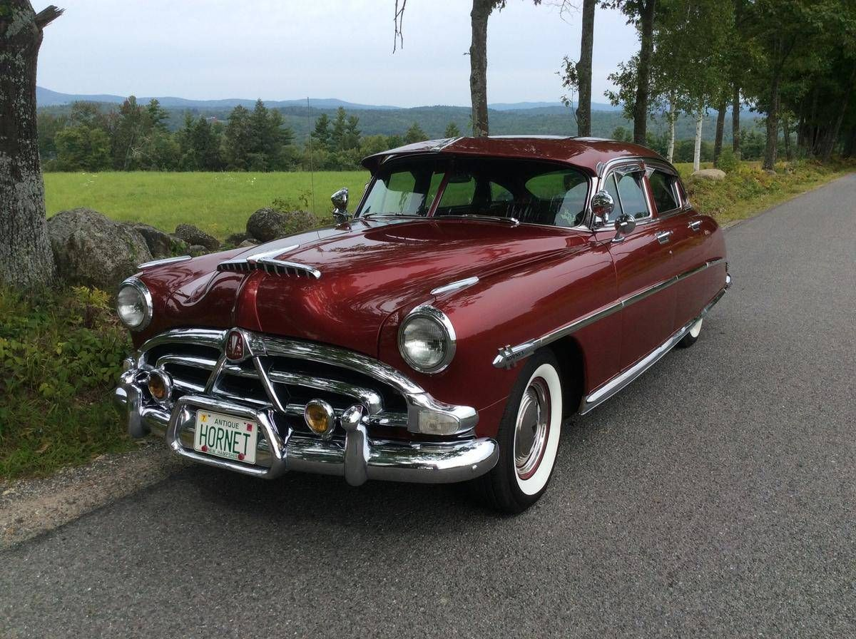 1953 Hudson Hornet | Old Rides 6 | Pinterest | 50s cars, Vehicle and ...