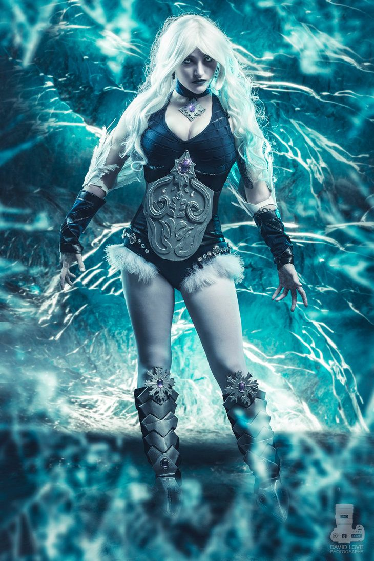 Character: Killer Frost (Dr. Caitlin Snow) / From: Warner ...