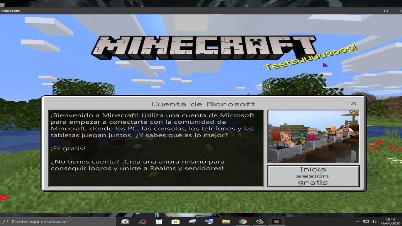Descargar Minecraft Windows 10 Edition 1 14 60 Para 32 Y 64 Bits Oficial Minecraft Windows 10 Windows