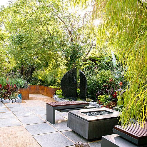 Evoke a sense of mystery - Ideas for a Tropical Garden - Sunset