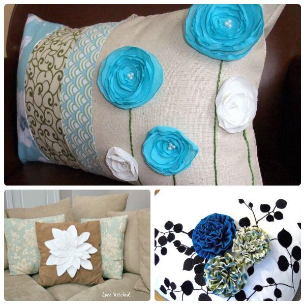 Pillow Talk: 20 Pillow Tutorials & Pillow Talk: 20 Pillow Tutorials | Sewing | Pinterest | Cars ... pillowsntoast.com