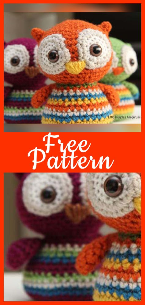 10 Free Crochet Patterns | Crochet patterns | Pinterest