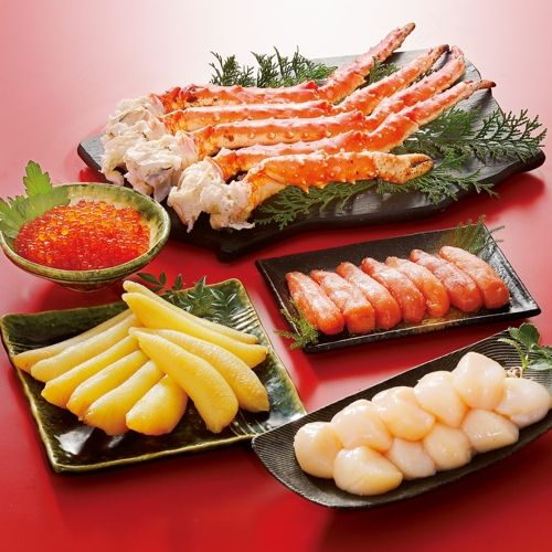 【おつとめ品】ディノスオリジナル 海鮮宝箱 大 (4~5人前) 通販 - ディノス