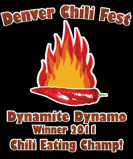 chili eating contest design