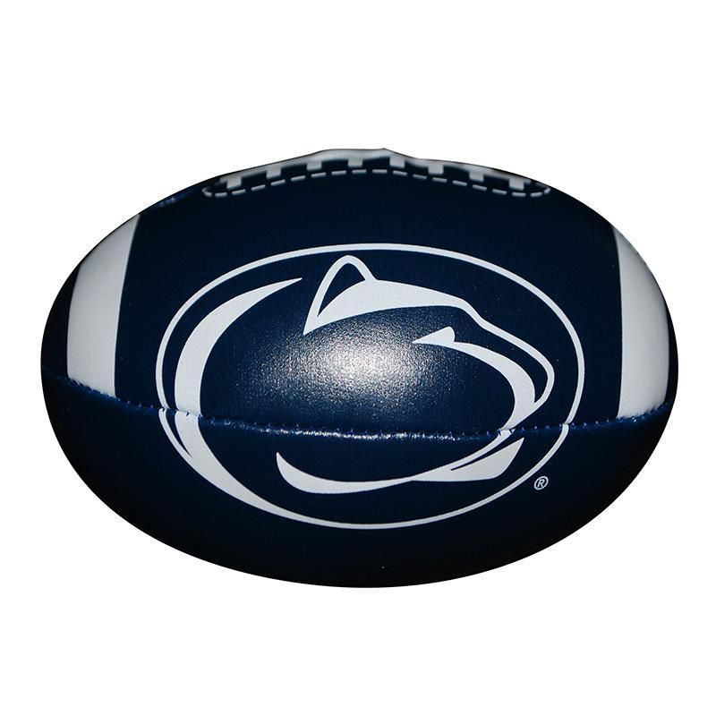 Penn State Mini 4″ Quick Toss Soft Football