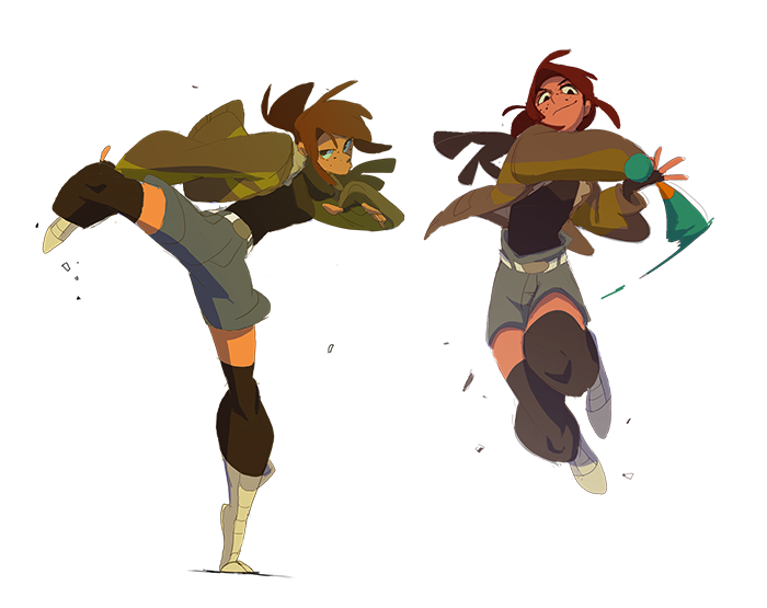 Dynamic Character Design Definition : Art by grace liu a k nargyle website
