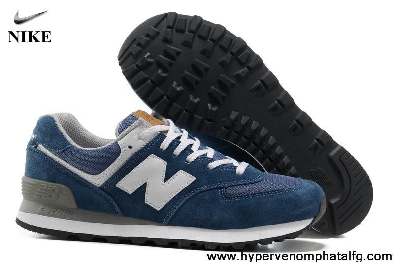 Wholesale Cheap New Balance 574 ML574UT Cyan White Black Casual shoes Store