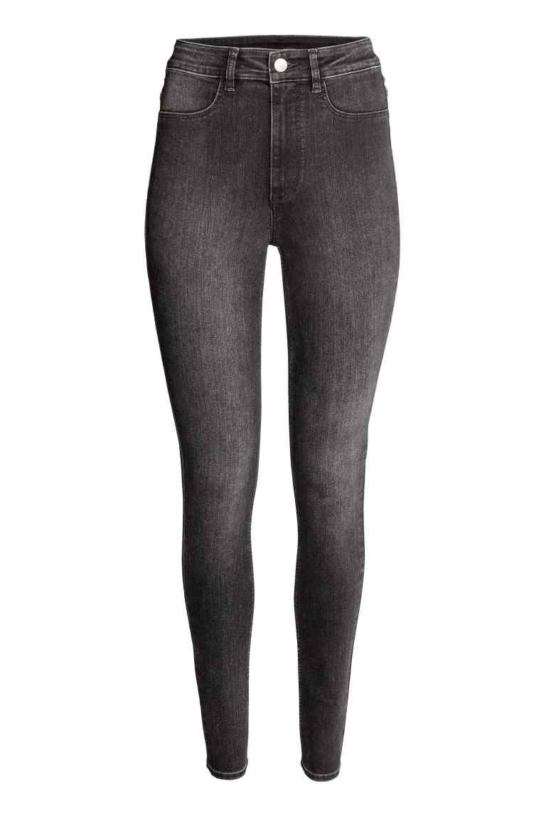 jean taille haute ajust e outfit pinterest pantalon. Black Bedroom Furniture Sets. Home Design Ideas