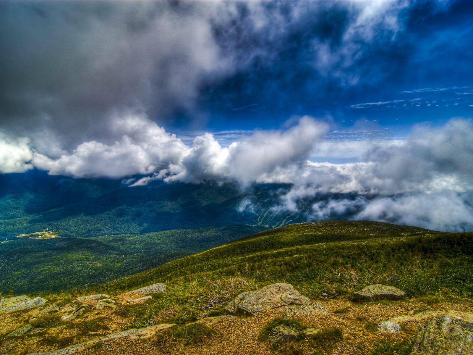 Fond d cran hd paysage montagne paysages nature for Photo nature hd gratuit
