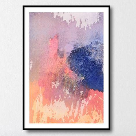 Abstrakcja 069 Plakat Plakaty Abstrakcja Wystrój Wnętrz