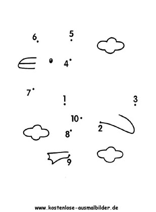 Malen Nach Zahlen Zahlenbild Malen Nach Zahlen Malvorlagen Fur Kinder Zum Ausdrucken Bilder Zum Ausdrucken Kostenlos