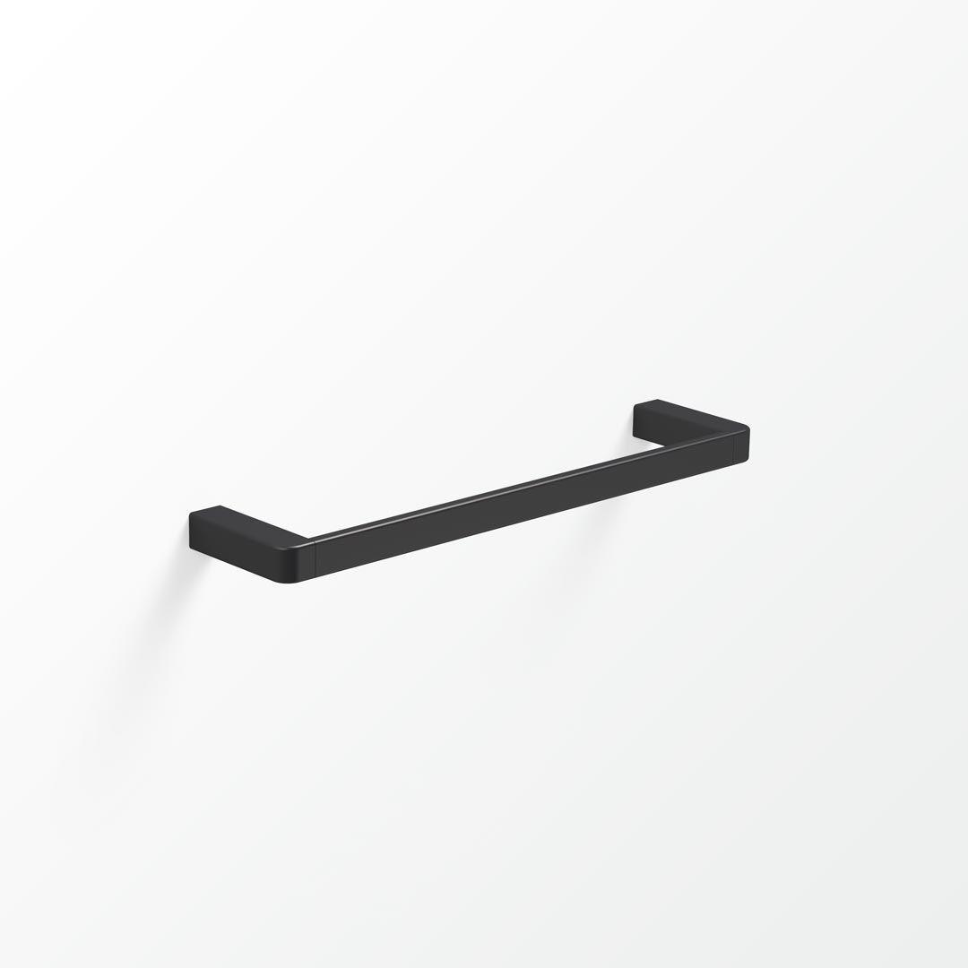 The Beyond Range Of Bathroom Accessories In Matt Black From Avenir