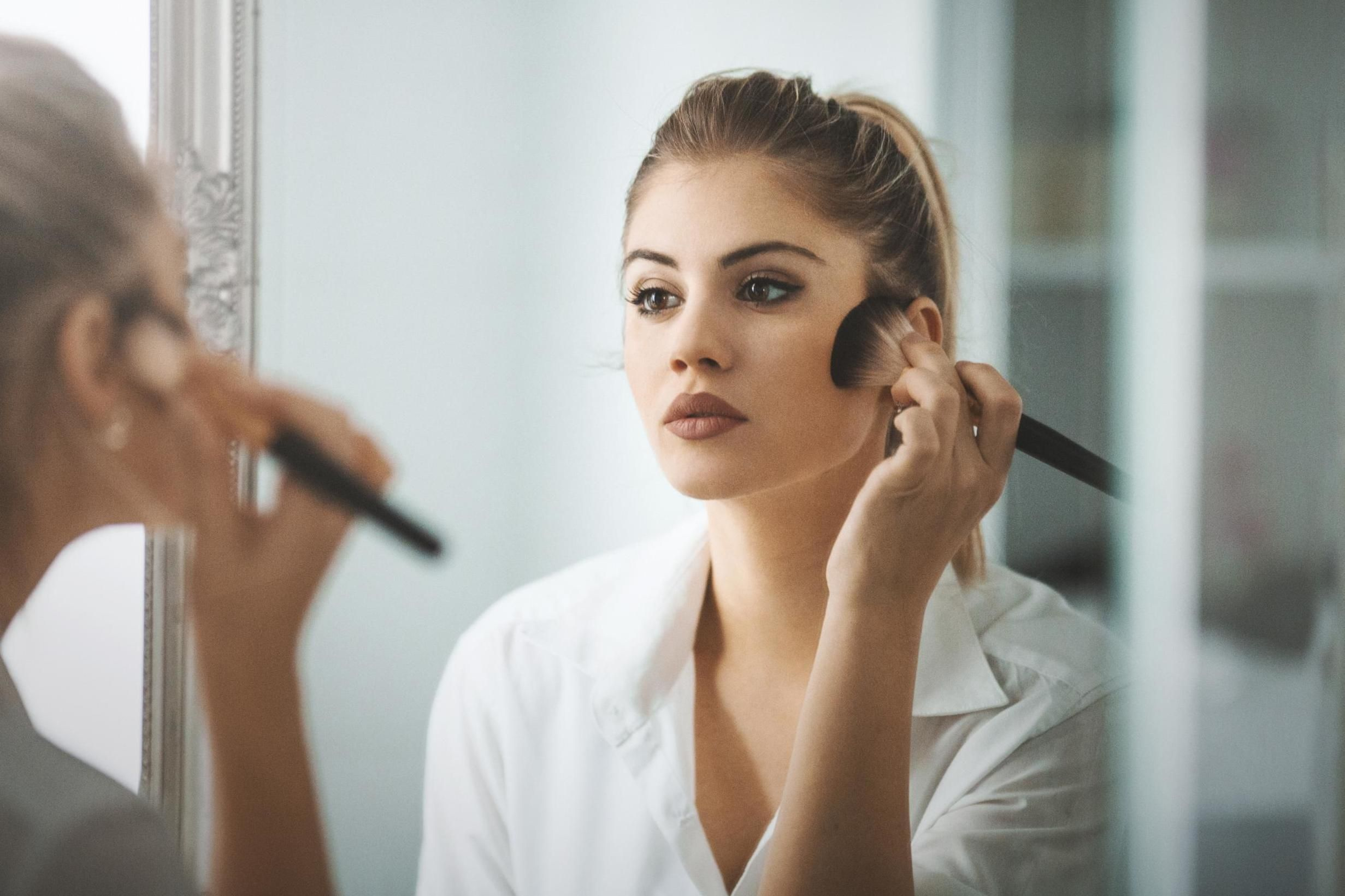 9 best face powders for dry skin Wedding makeup tips