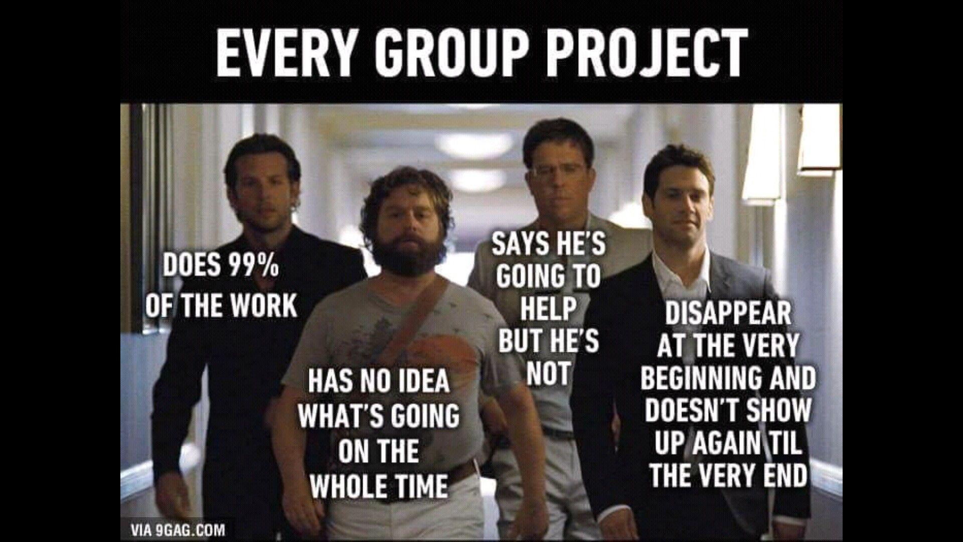 Group Project School Memes Teacher Memes Group Projects