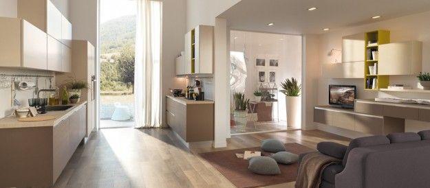 Cucina moderna piccola cerca con google living room - Cucina moderna piccola ...