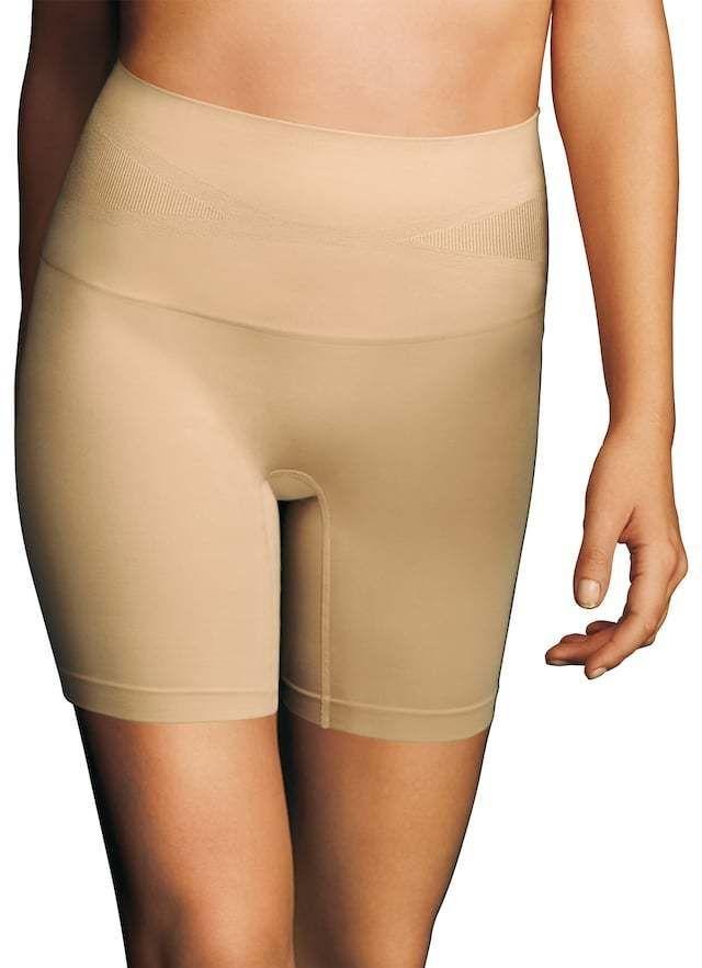 dc3e8e291a Maidenform Shapewear Control It Slim-Waisters Thigh Slimmer DM2550 - Women s