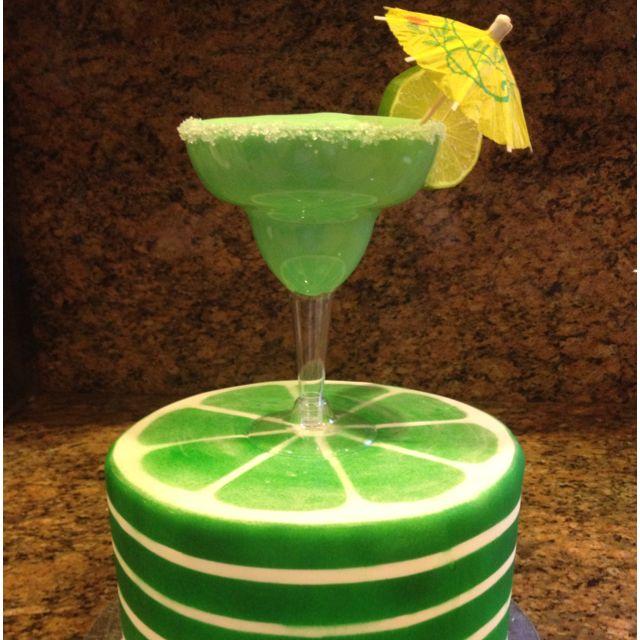 Margarita Cake Recipe Dishmaps