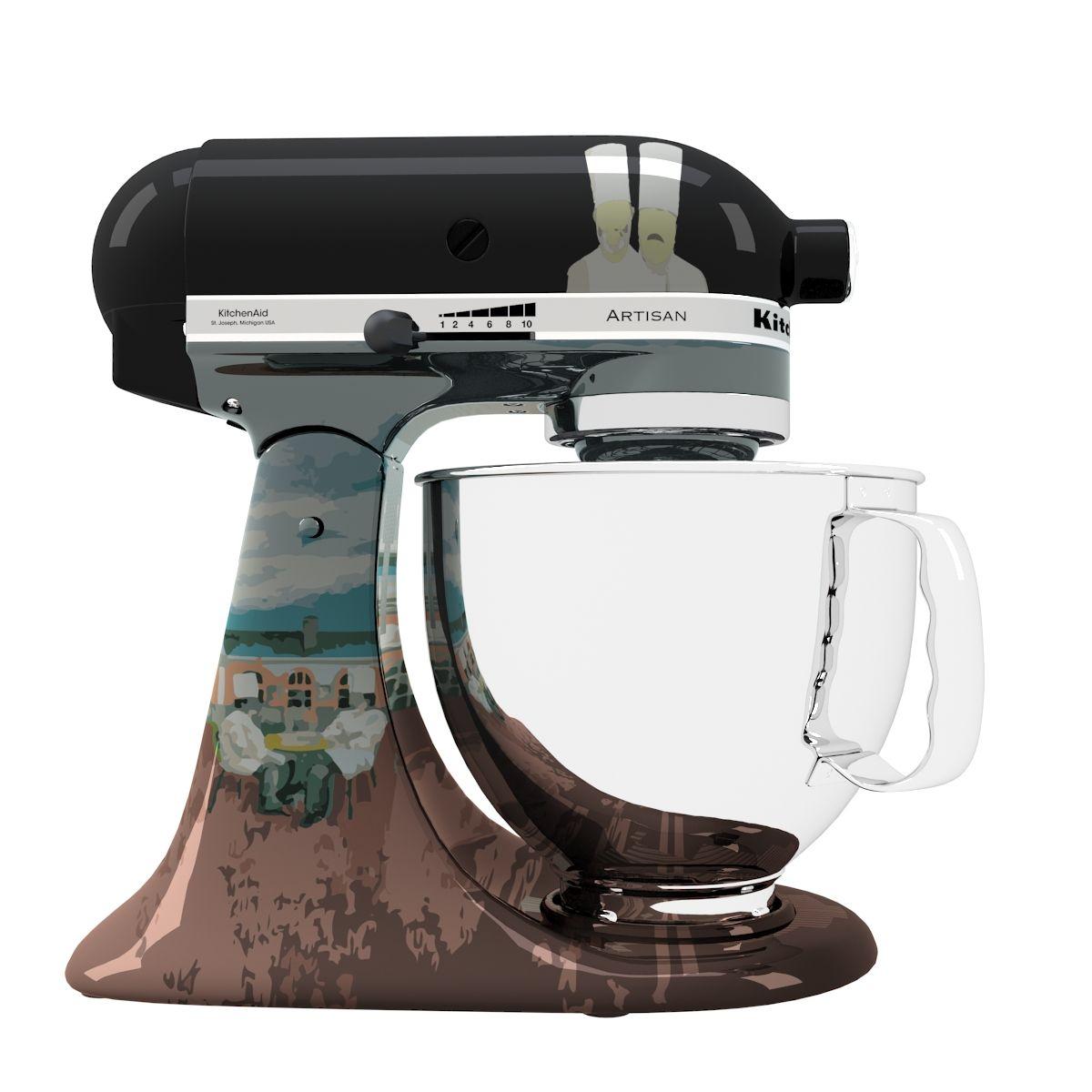 Custom stand mixer kitchenaidbrasil kitchen aid mixer