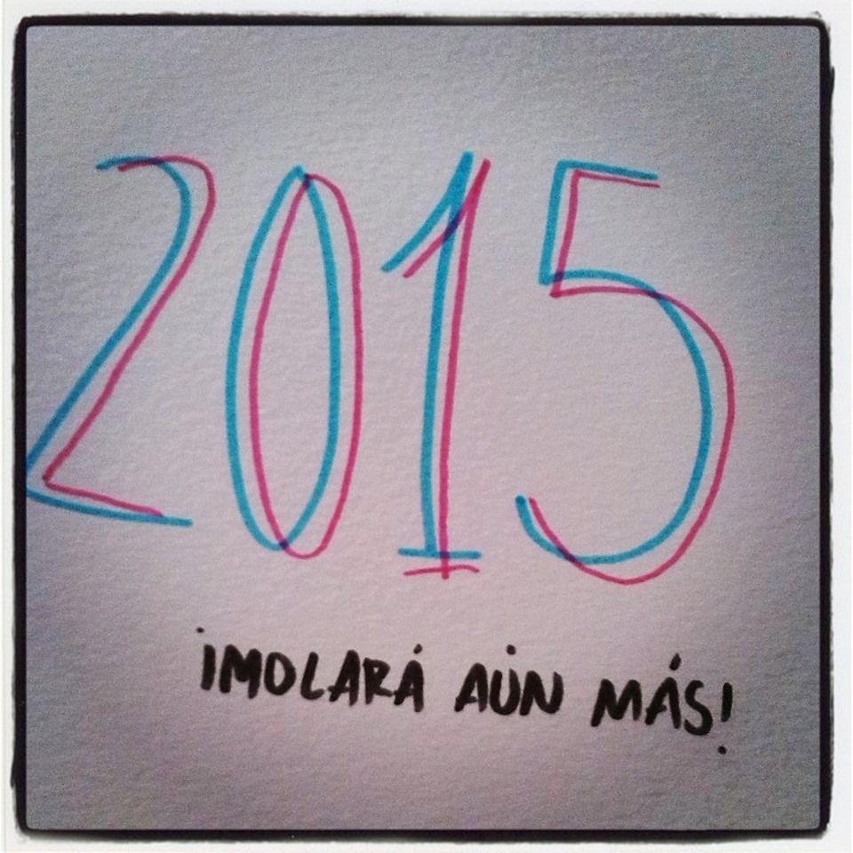 Ovejita Be!: Empieza el nuevo año en Ovejita Be!