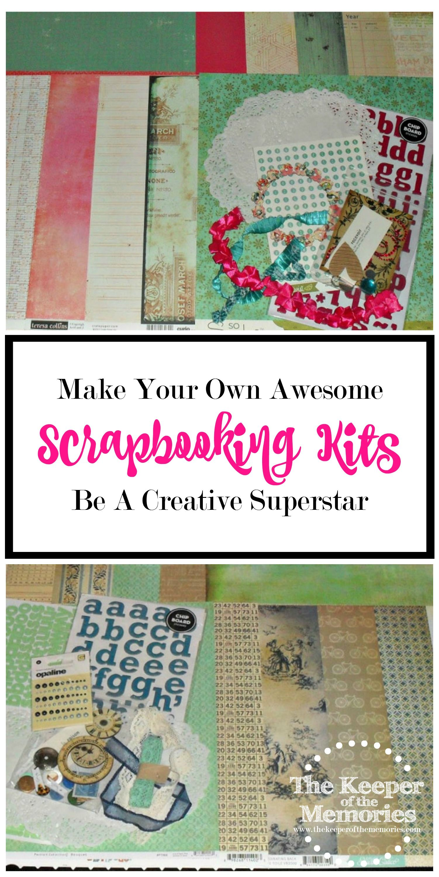 How To Make Your Own Awesome Scrapbooking Kits | Get "|1502|3000|?|en|2|d339dd52cfced026e8c2ce21e6f9cc48|False|UNLIKELY|0.36473724246025085