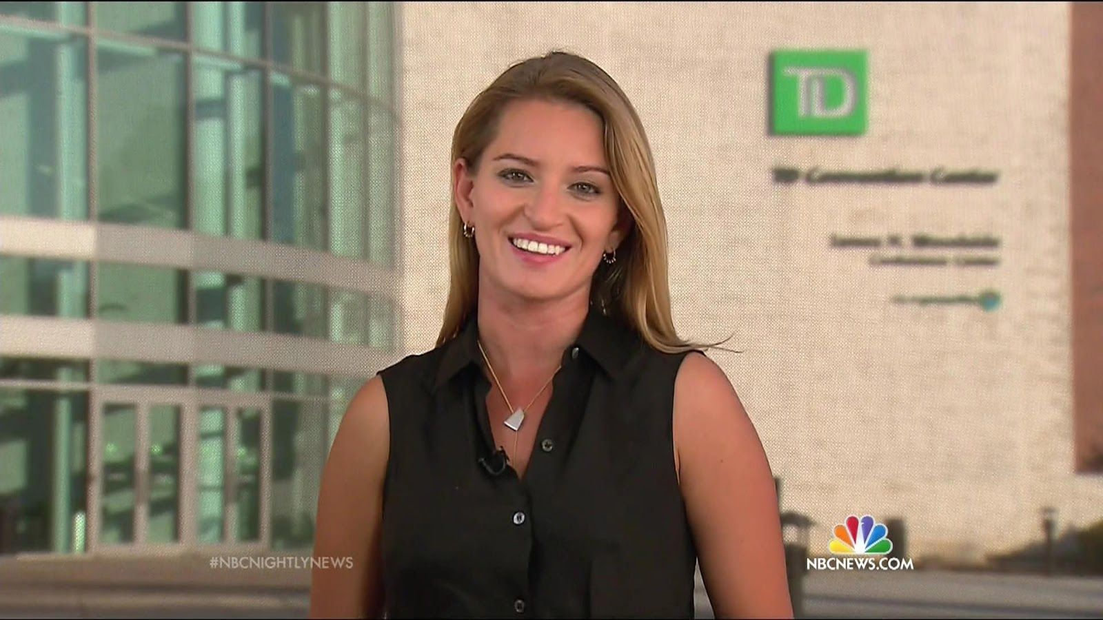 NYC Newswomen Katy Tur August 28 2015 Newswomen