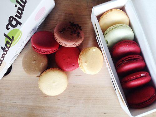 #macarons #macaroons #sanfrancisco