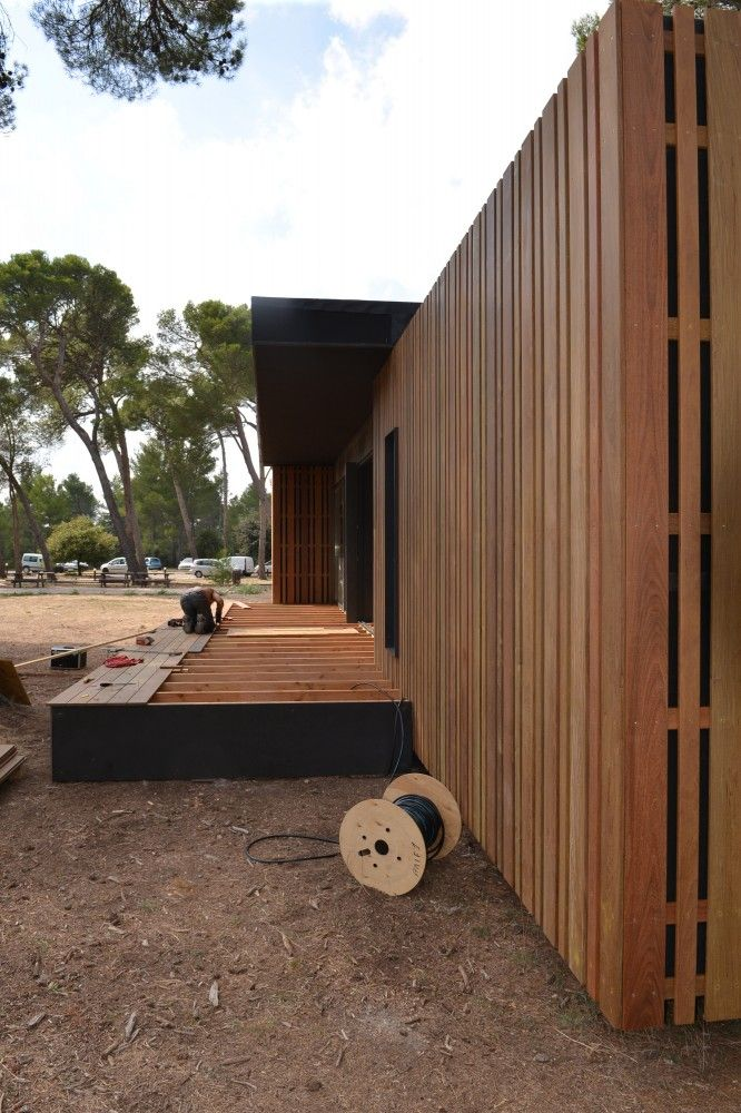 Gallery Of Pop Up House Multipod Studio 21 Passive House