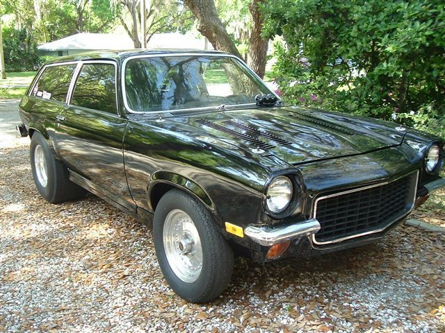 1973 Chevy Vega My First Real Driveable Car Mine Was Brown