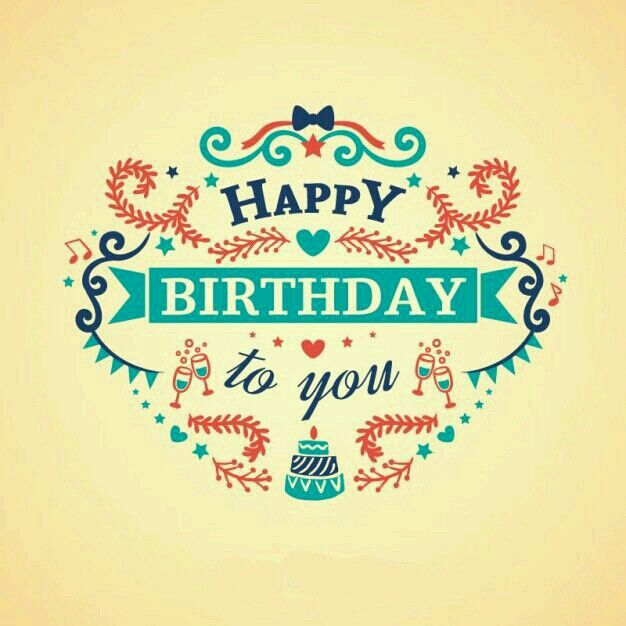 Pin by Crystal Rice on birthday wishes   Pinterest   Happy birthday ...