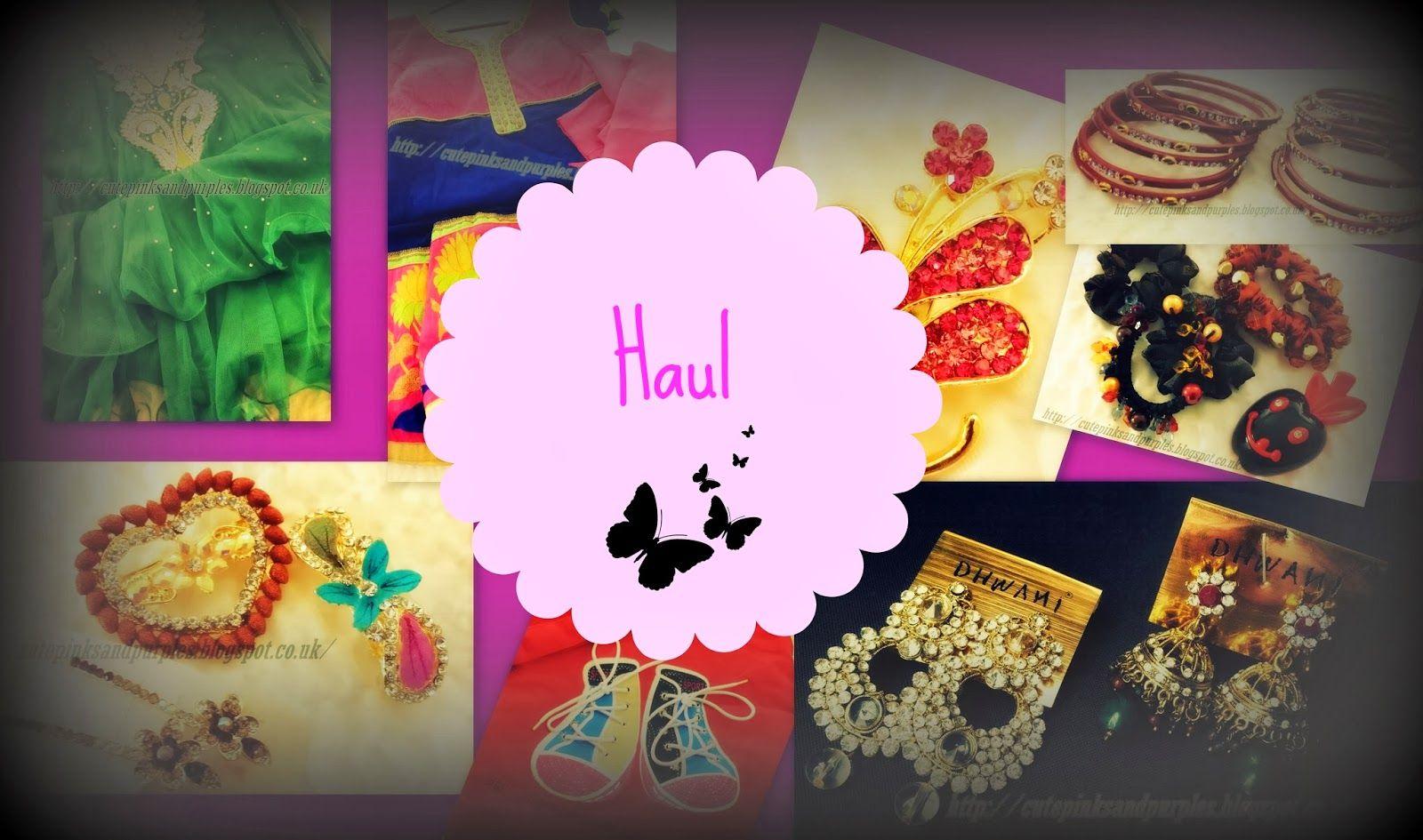 Pink N Purple: ♥♥ Haul Time ♥♥
