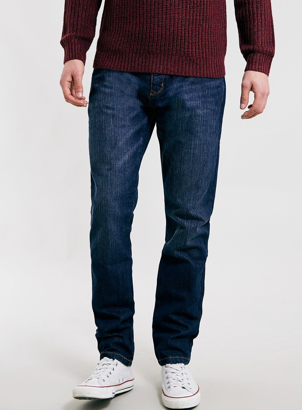 Topman straight leg jeans £55