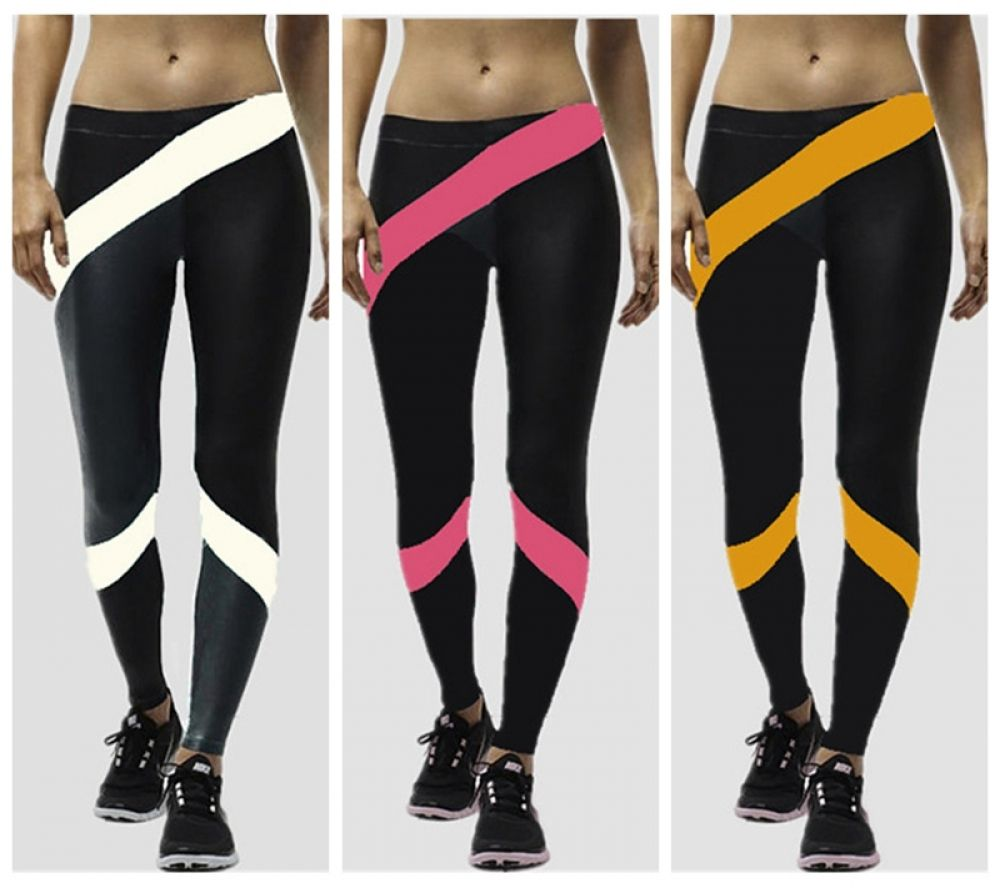 Women's Stripes Sports Pants //Price: $13.75 & FREE Shipping // #crossfit #cf #crossfitgirls #crossf...