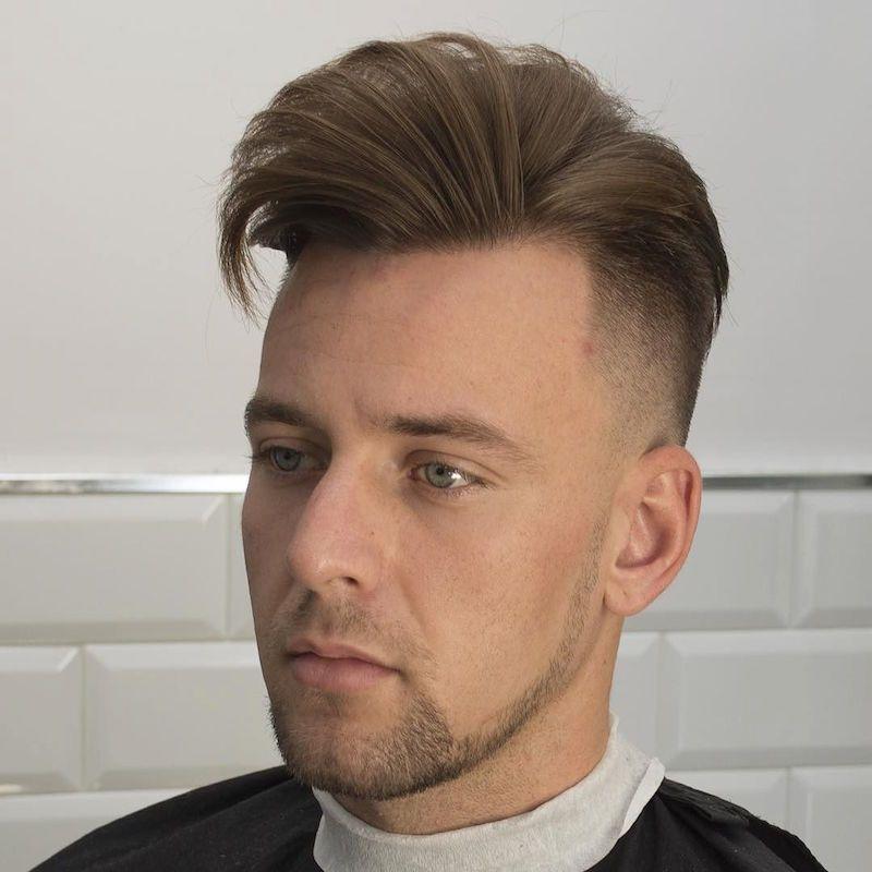 men's haircuts updated