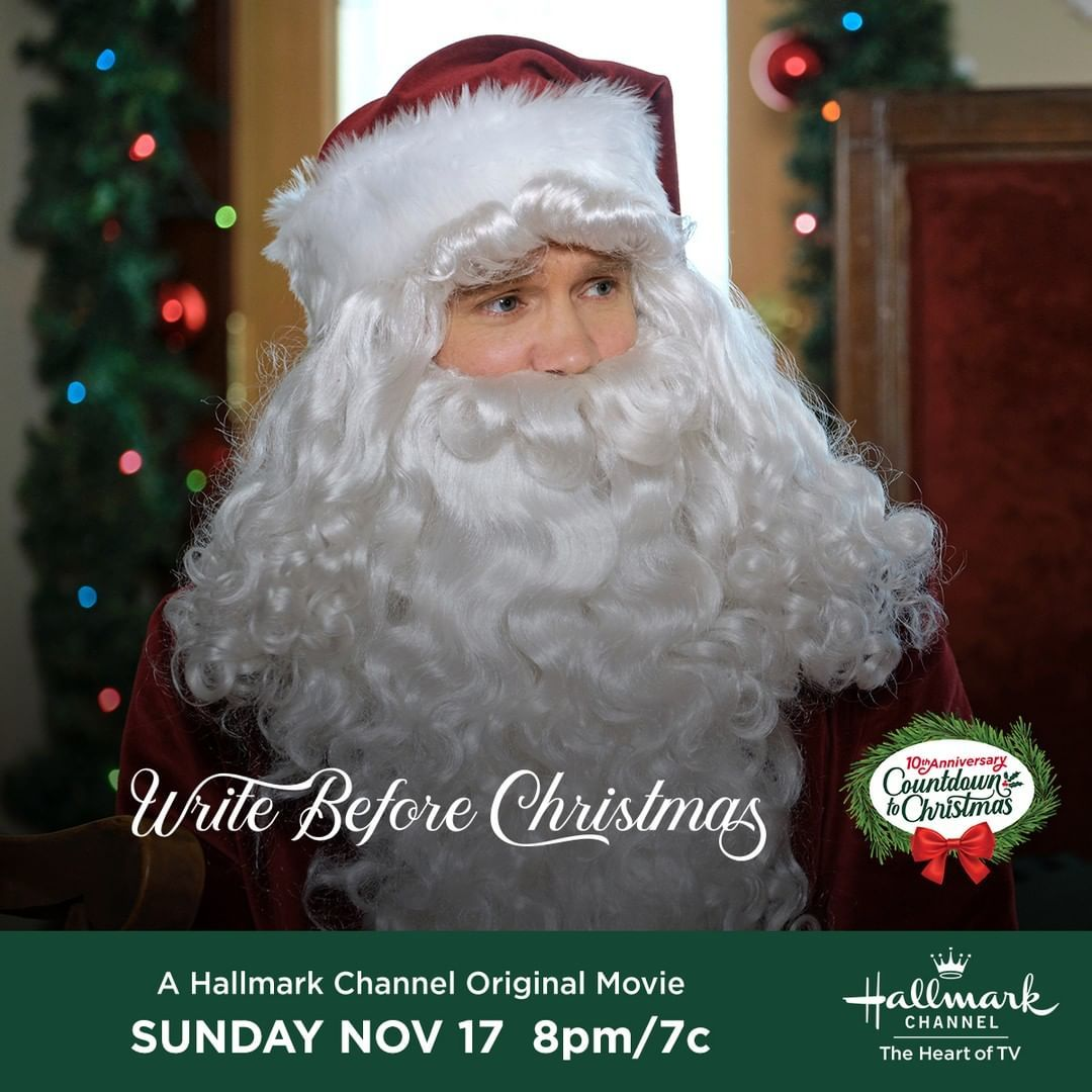 Hallmark Channel On Instagram We Re An Hour Away From The Ho Ho Holiday Presentation Of Write Be Hallmark Christmas Movies Hallmark Movies Hallmark Christmas