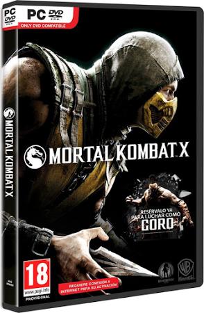 Mortal Kombat X Complete Multilenguaje Español Pc Game Mortal Kombat X Mortal Kombat Pc Games Setup