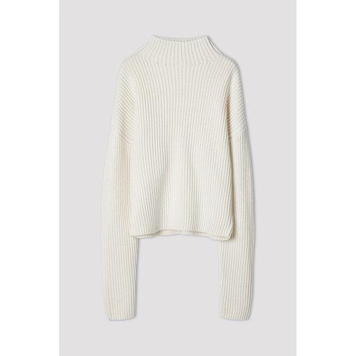 Stickad tröja Willow, snow (med bilder) | Tröjor, Cardigan