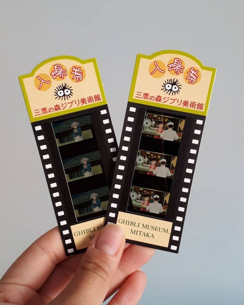 How To Buy Ghibli Museum Tickets 日本旅行 国内旅行 旅行